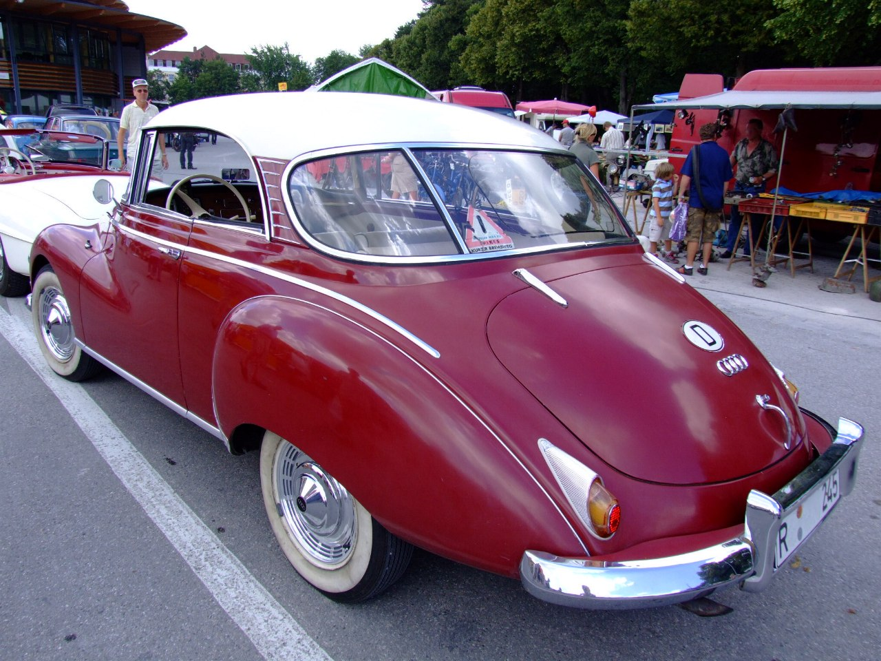 DKW/Auto Union 1000S