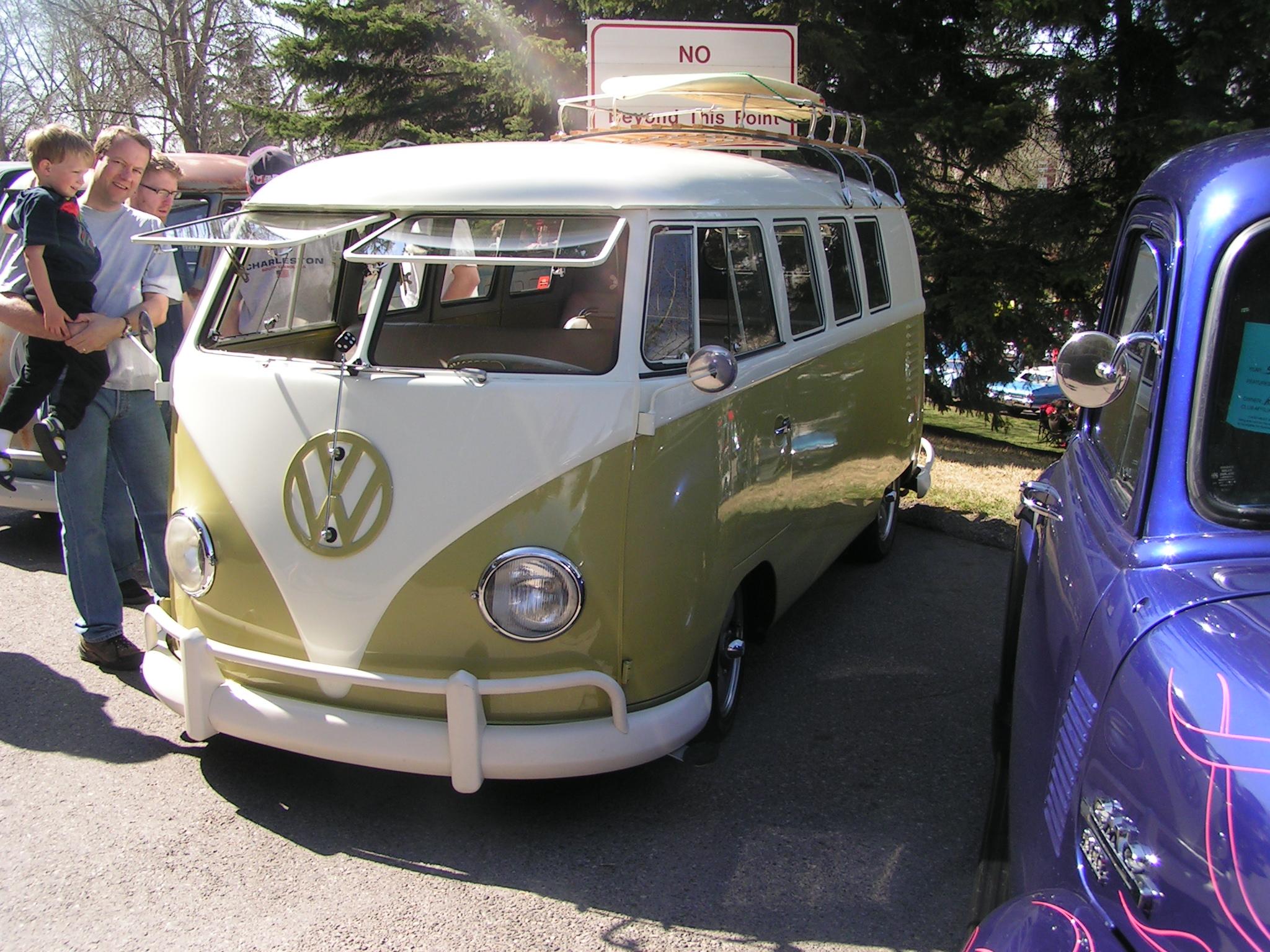 """VW Type 2 T1 """"Pão de Forma"""""""