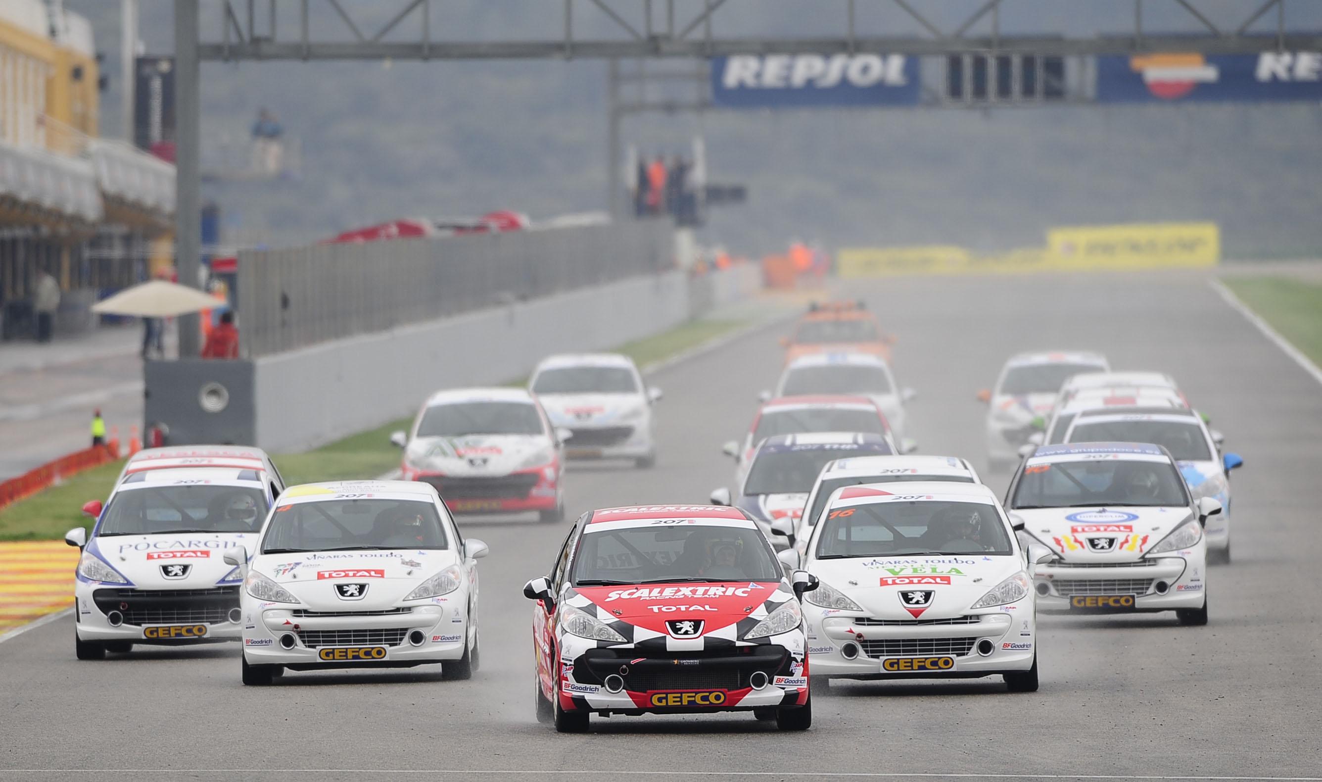 Copa Peugeot 207 THP continua