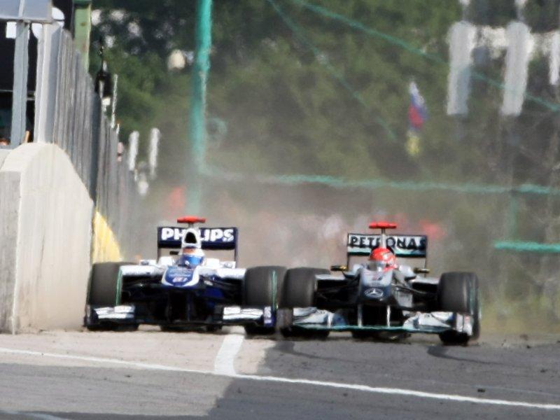 Ultrapassagens F1 GP Hungria - Foto by autoandrive
