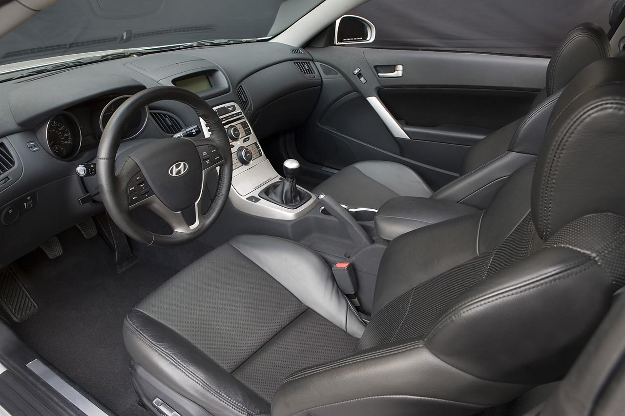 Hyundai Genesis Coupé 2.0 TCI Style | AutoanDRIVE