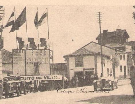 O mais ativo foi o primeiro Edfor que quase venceu o Circuito de Vila Real em 1937