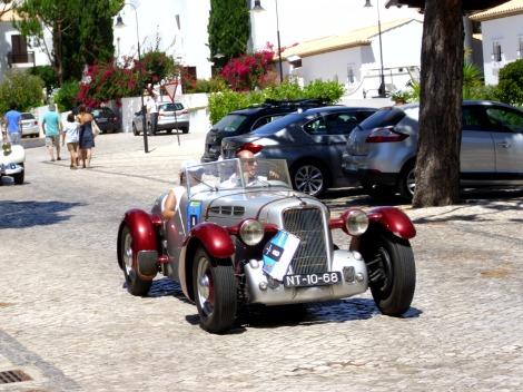 O Edfor foi inspirado nos monolugares Ford V8 também feitos por Ferreirinha
