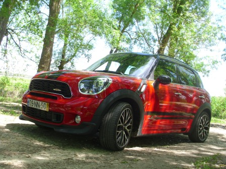 MINI Countryman JCW All4 281 cv