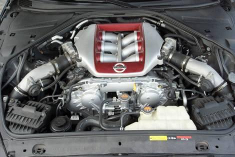 motor V6 3.8 Twn turbo debita 550 cv bem sadios e atrevidos