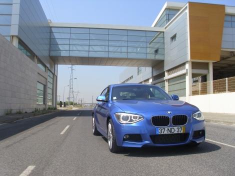 BMW 125d 3 p. M-Line