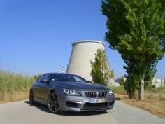 BMW M6 Gran Coupe (Foto: Central Termoelétrica do Carregado)