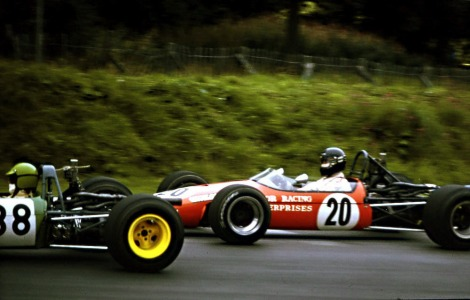 Guards Trophy, F3, Brands Hatch, 1969