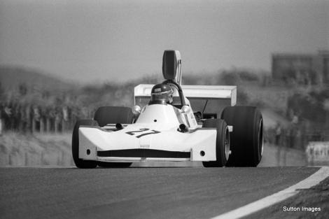 GP Holanda 1973: a caminho do primeiro pódio