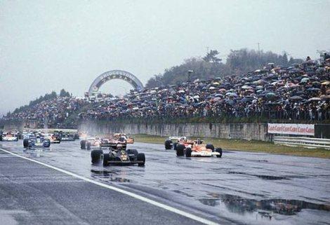 GP do Japão de 1976: a corrida que valeu o título