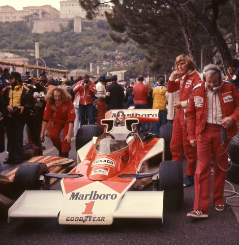 GP Mónaco 1977