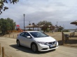 Honda Civic 1.6 i-DTEC Sport (Fotos: Centro Náutico de Monsaraz)