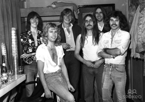 James Hunt e amigos, 1 de Janeiro de 1977