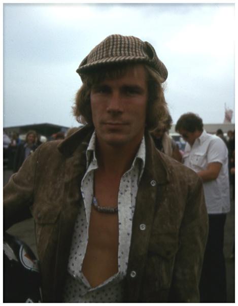 James Hunt, Brands Hatch, 1974
