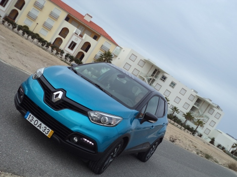 Renault Captur Energy TCe 90 S&S ECO2 Exclusive (Fotos: Praia d'El Rey)
