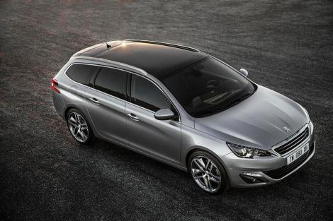 Os preços do 308 SW em Portugal começam nos 23.400 euros