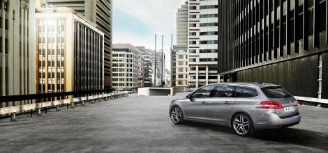 O novo Peugeot 308 SW chega no início deste Verão