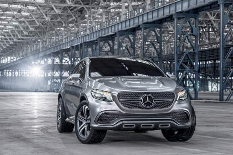Os genes da Mercedes-Benz estão bem em evidência