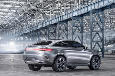 "O Concept Coupé SUV faz lembrar o ""rival"" BMW X6"
