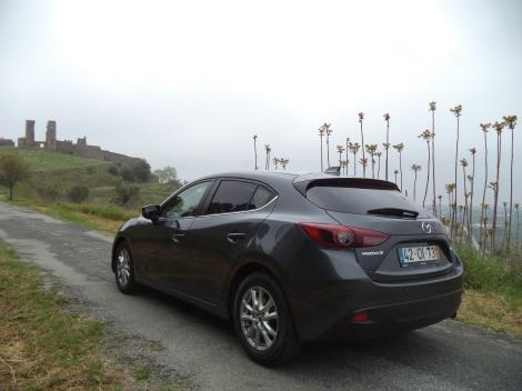 A versão topo de gama do Mazda 3 custa 22.650 euros