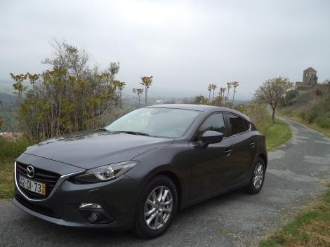 Mazda 3 SKYACTIV-G 1.5 Evolve HS Navi (Fotos: Montemor-o-Novo)