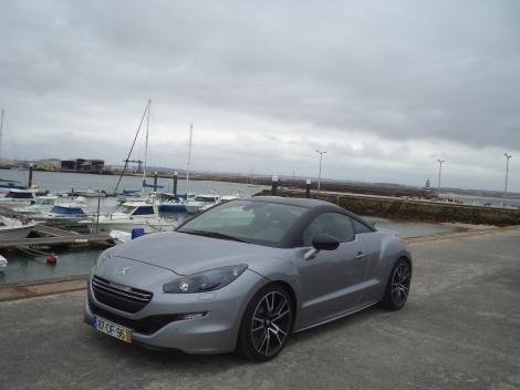 Peugeot RCZ R (Fotos: Peniche)