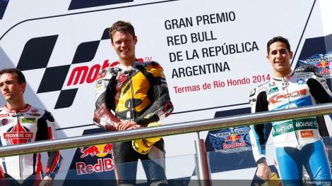Tito Rabat conquistou a sua segunda vitória do ano nas Moto2