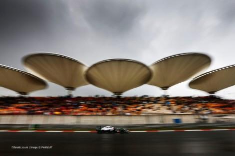 Nenhum dos McLaren passou para a última fase do qualificação