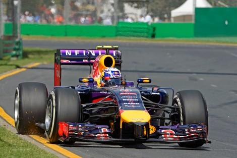 FIA confirmou desclassificação de Daniel Ricciardo na Austrália