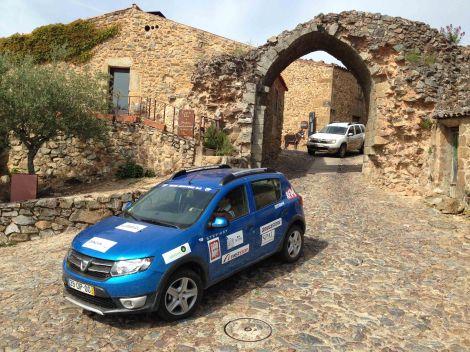 A Aventura Dacia 4x2/Aldeias Histpóricas vai visitar seis destas aldeias