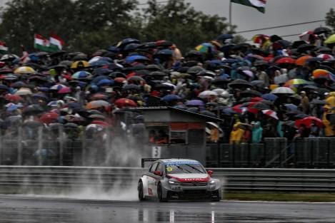 Sébastien Loeb venceu a única corrida realizada