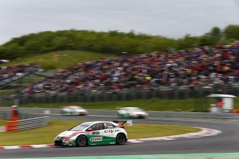 Tiago Monteiro quase ganhou a segunda corrida