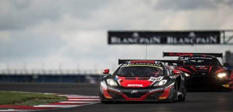 Álvaro Parente foi 7º com o McLaren da ART