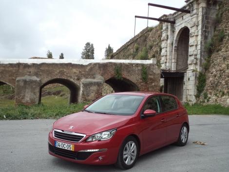 Peugeot 308 1.6 HDI FAP 92 Active (Fotos: Estremoz e Herdade das Ânforas, Arraiolos)