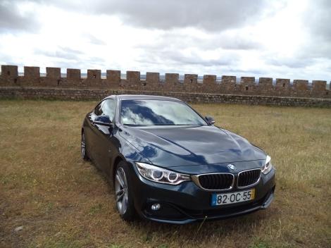 Seja com que motor for o BMW Série 4 é uma obra prima estética