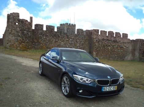 BMW 428i Coupé SDrive Line Sport (Fotos: Arraiolos)