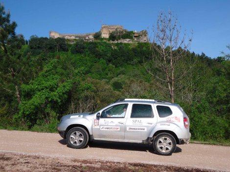 O Raid Muralhas e Castelos do Mondego terá lugar entre os dias 23 e 25