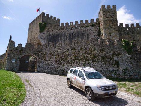 O Castelo de Montemor-o-Velho vai ser um dos visitados
