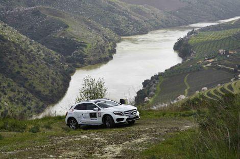 A Mercedes-Benhz 4MATIC Experience terá lugar de 17 a 19 de Outubro