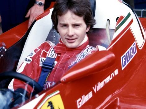 Gilles Villeneuve (18/01/1950 - 08/05/1982)
