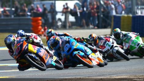 Jack Miller voltou a ser o mais forte na mais renhida corrida de Moto3 do ano