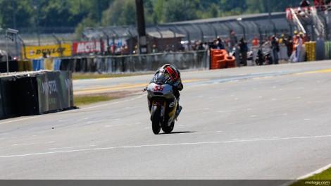 Mika Kallio venceu pela segunda vez este ano nas Moto2