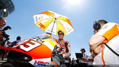 Marc Márquez continua invicto no MotoGP