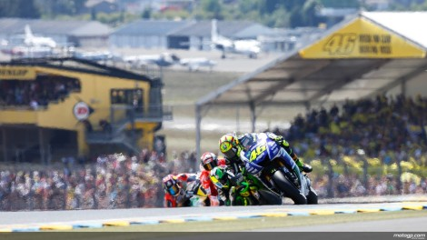 Valentino Rossi arrisca-se a ser o eterno segundo nesta temporada...
