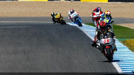 Mika Kallio dominou os acontecimentos na Moto2