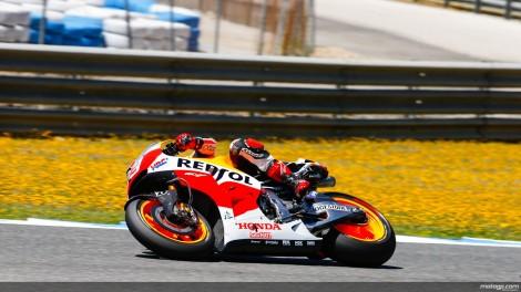 Marc Márquez venceu a sua quarta prova este ano