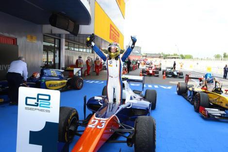 Johnny Cecotto foi o primeiro vencedor na GP2 em Barcelona
