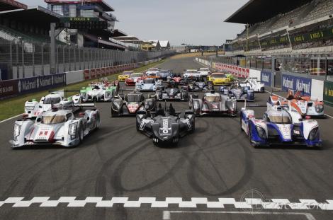 A lista de inscritos definitiva para Le Mans foi agora divulgada