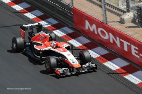 Jules Bianchi foi 9º e ofereceu os primeiros pontos à Marussia