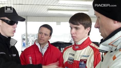 Matt McMurry vai estrear-se em Le Mans aos 16 anos